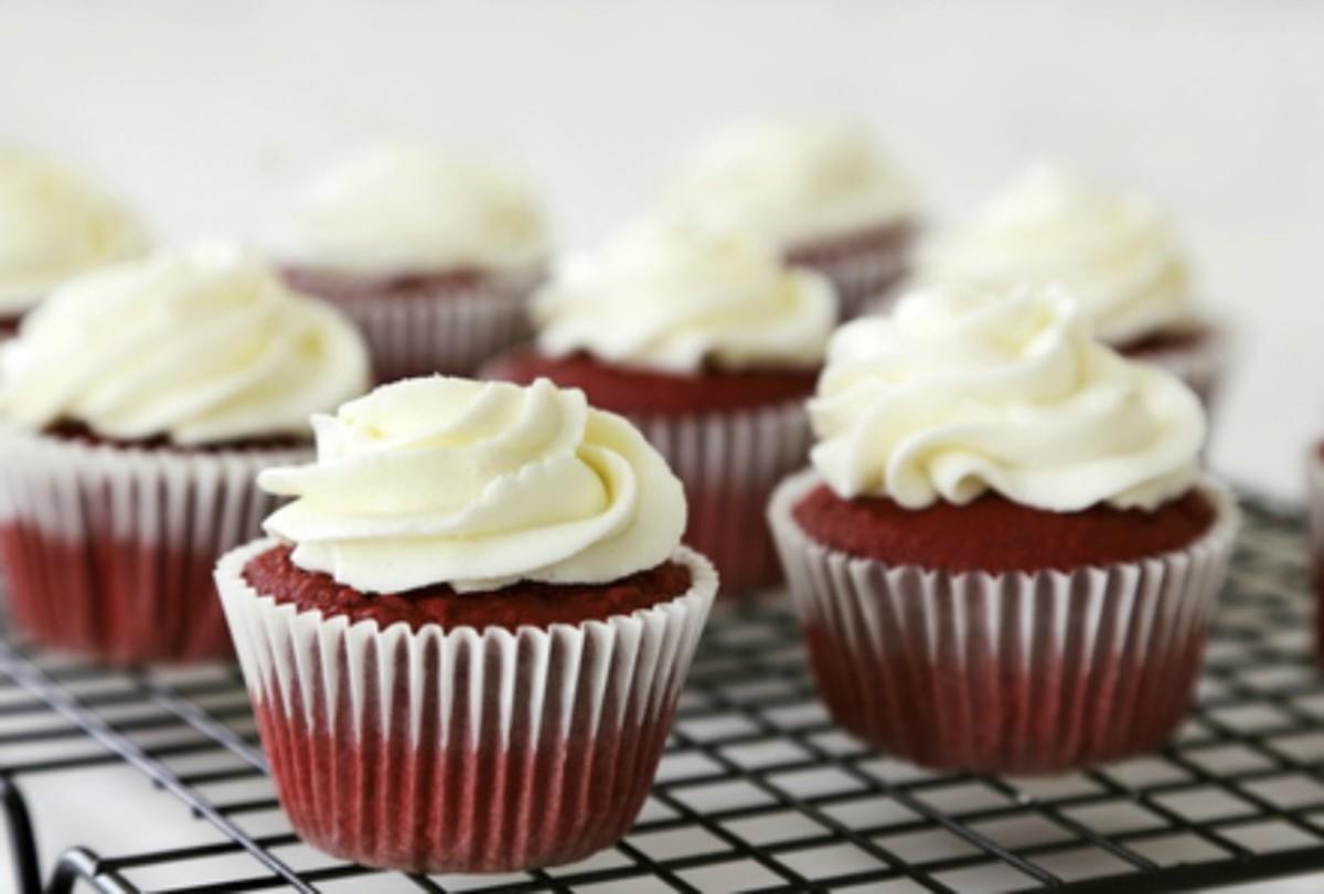Gluten Free Red Velvet Cupcakes Jamie Geller