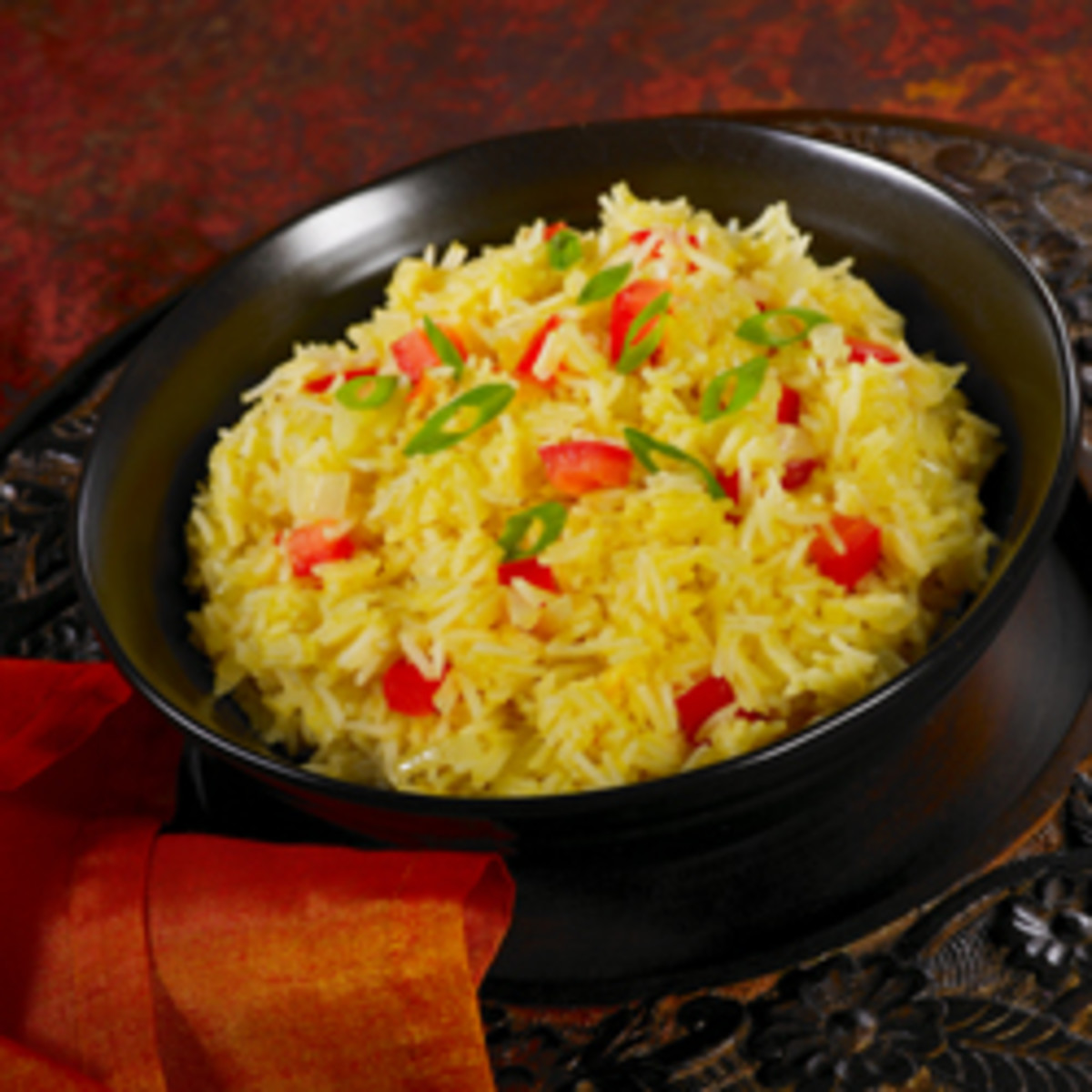 Florida Orange Scented Basmati Pilaf