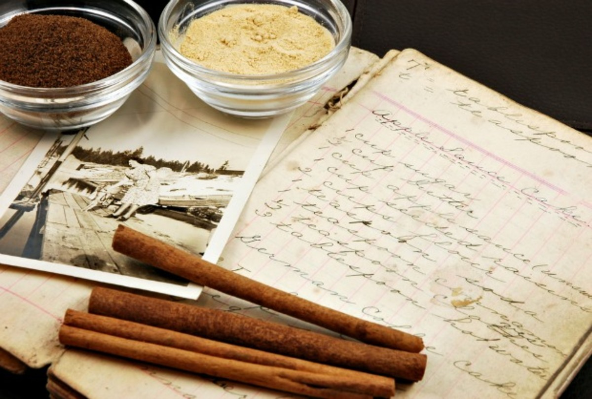 heirloom cookbook