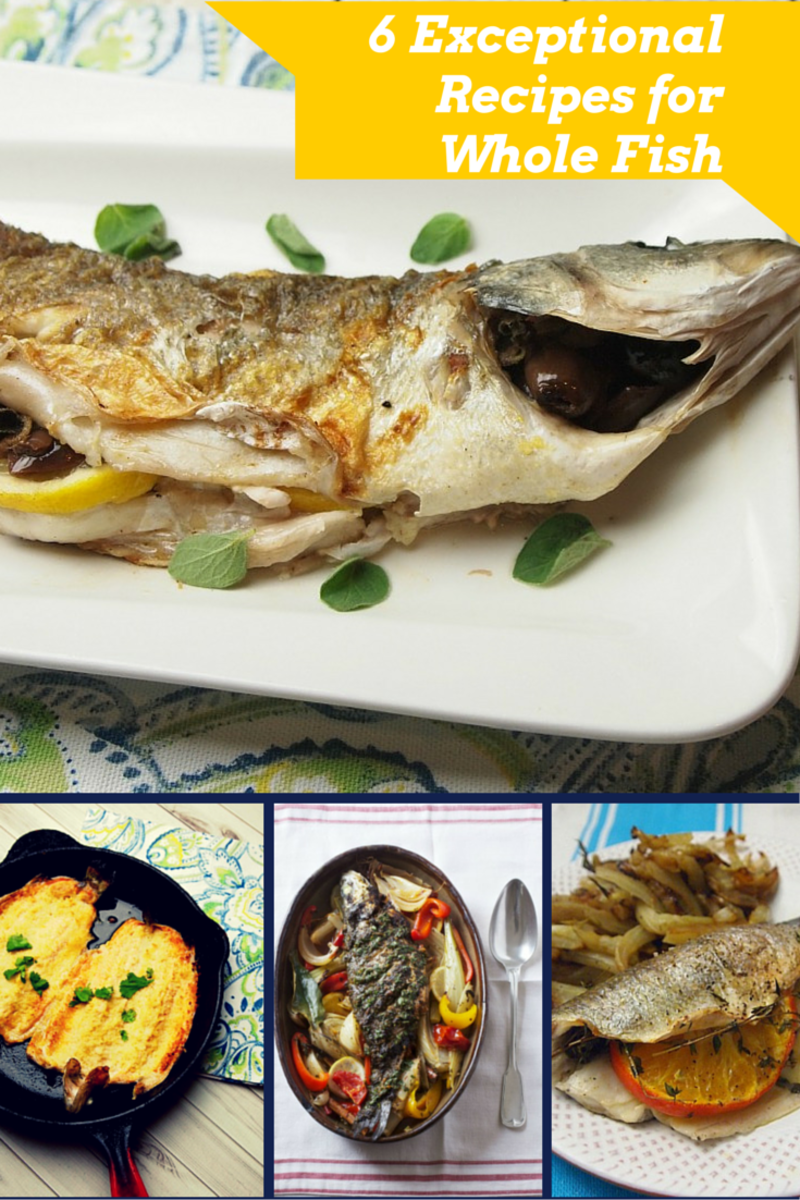 6 Exceptional Recipes For Whole Fish