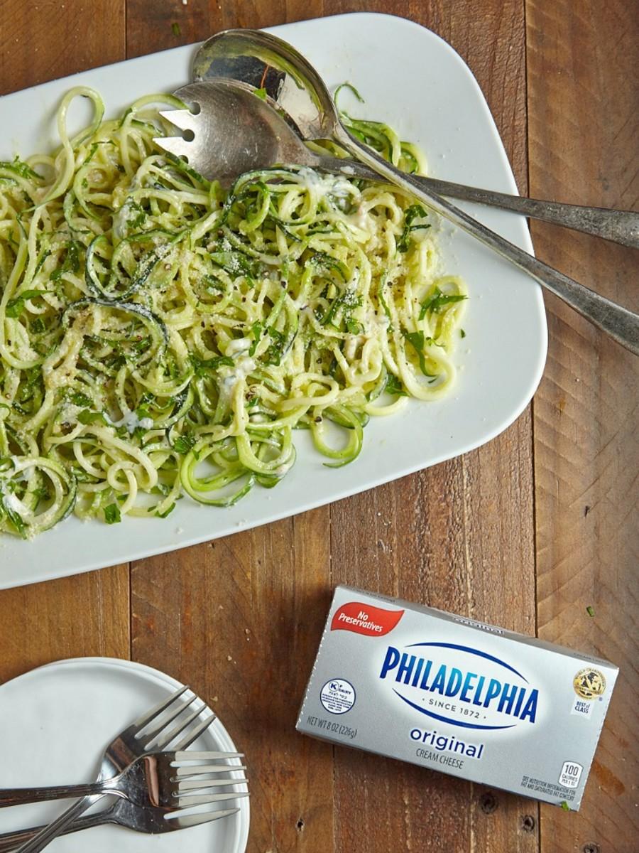 zucchini alfredo recipe