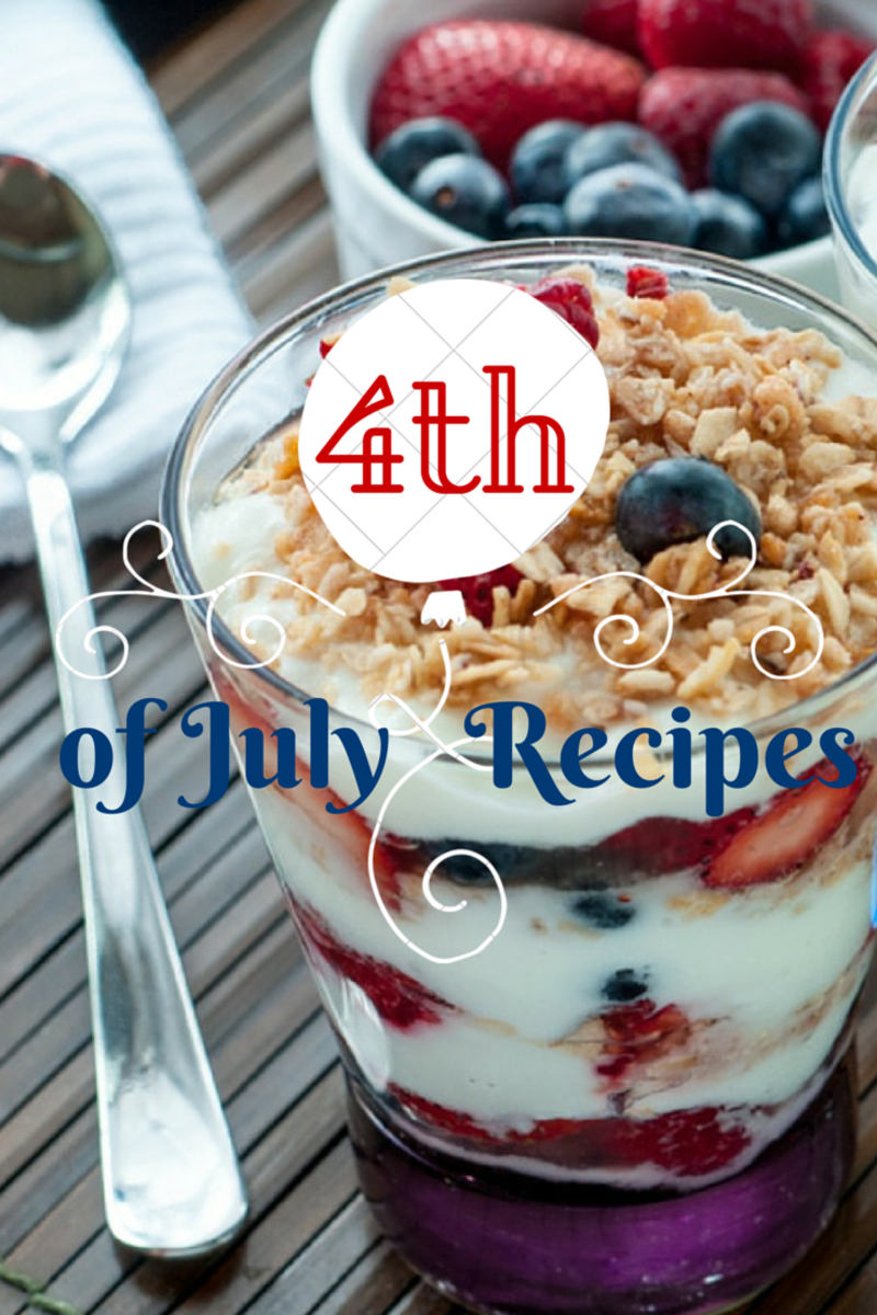 summer 4th of july recipes