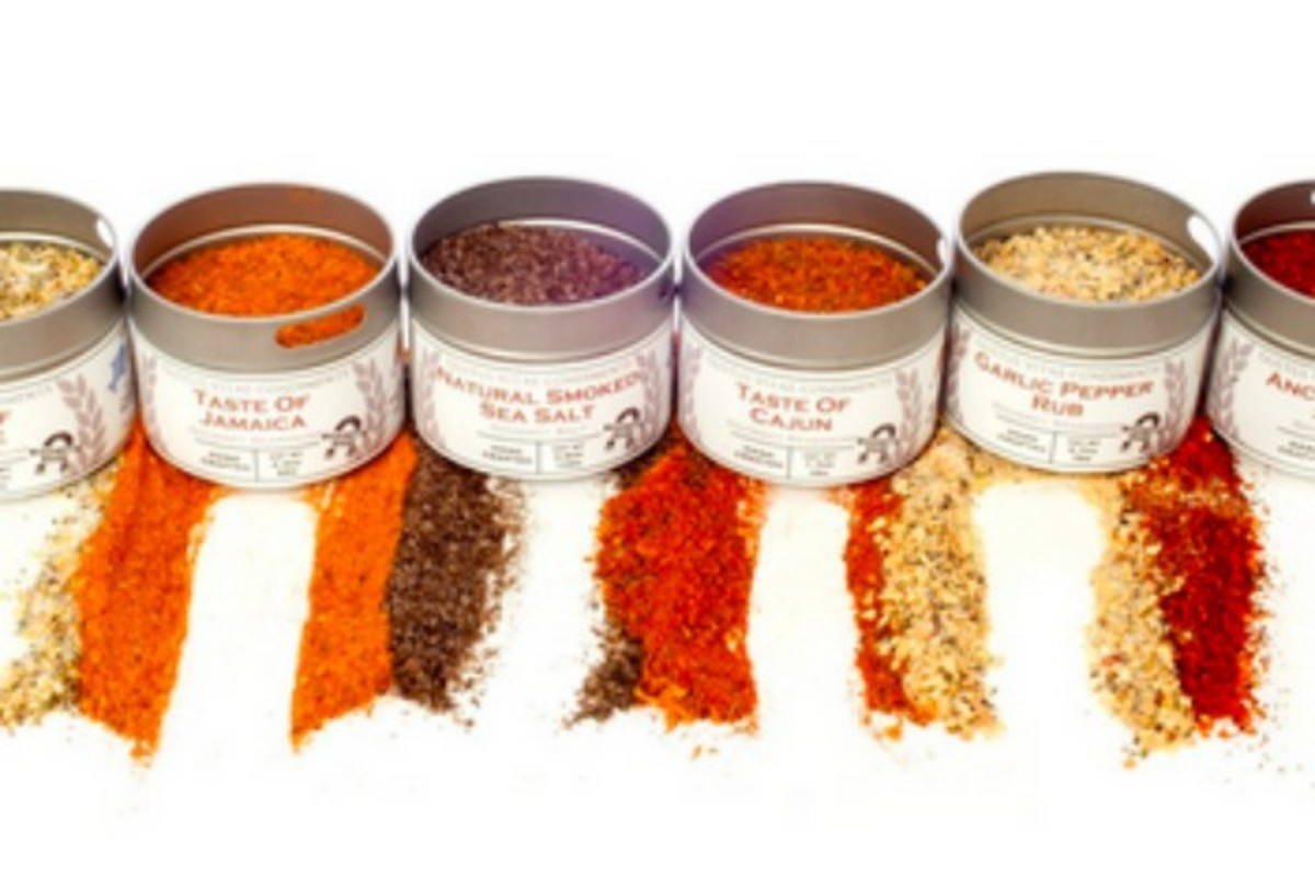 Ultimate Spice Collection