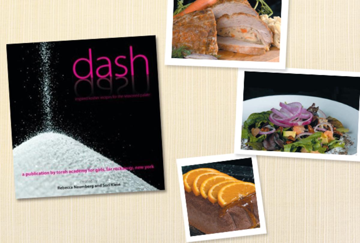 Dash-Cookbook