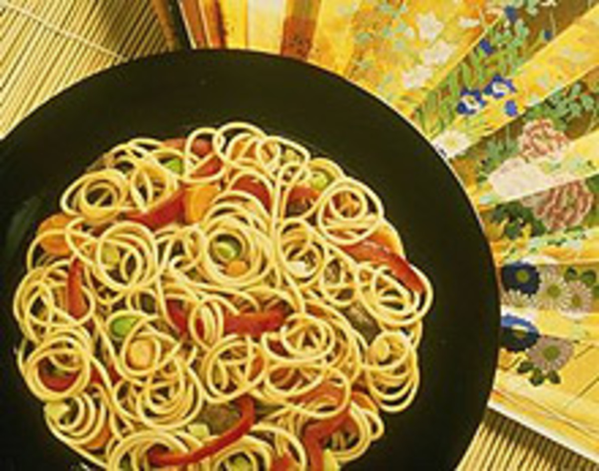 Japanese Pasta