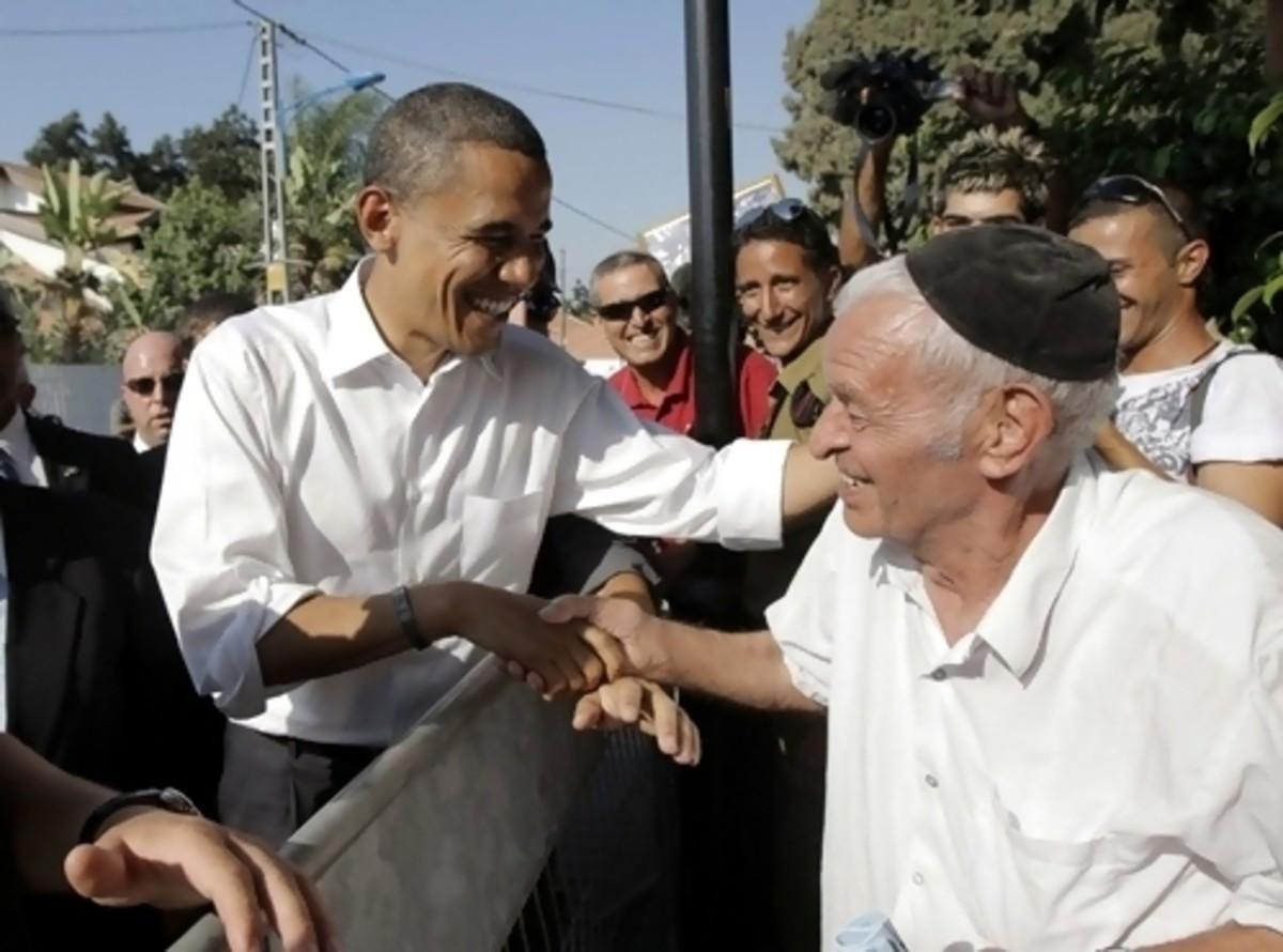 PALESTINIANS-ISRAEL/OBAMA