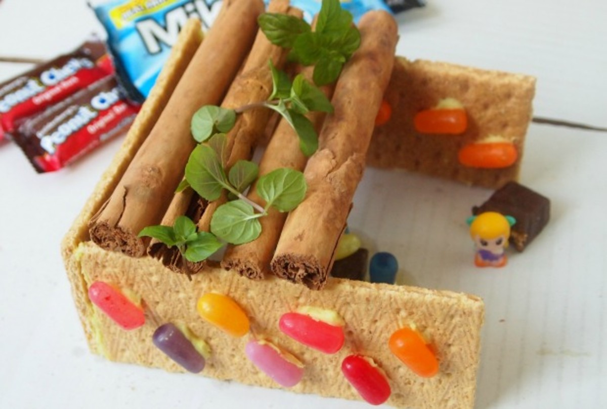 Candy Sukkah