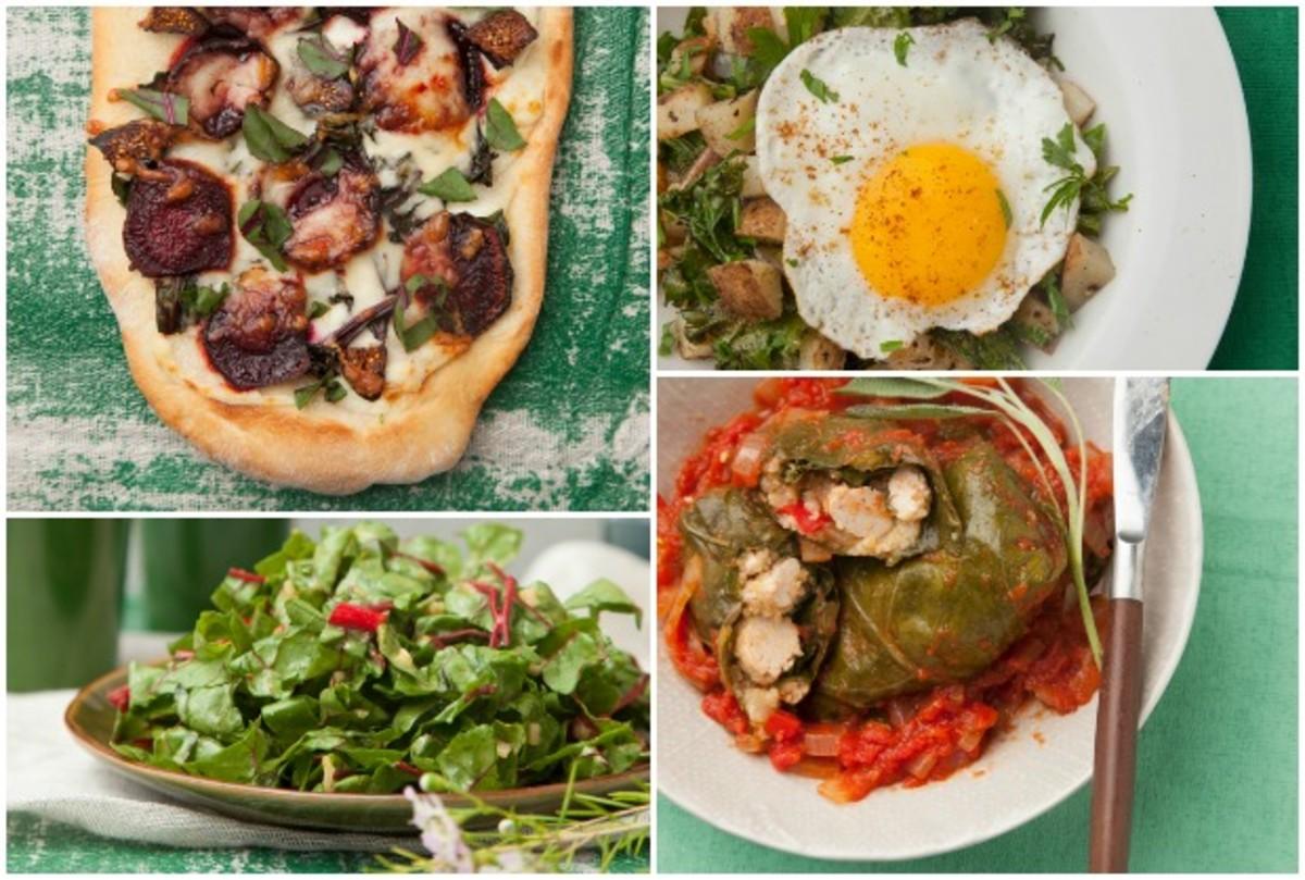 winter greens recipes