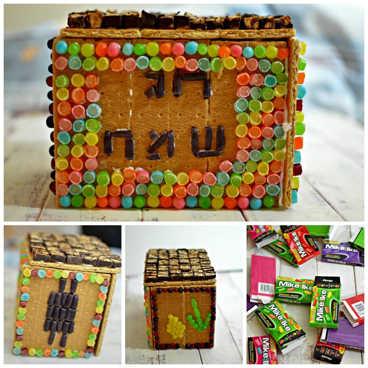 Candy Sukkah_Miriam Szokovski