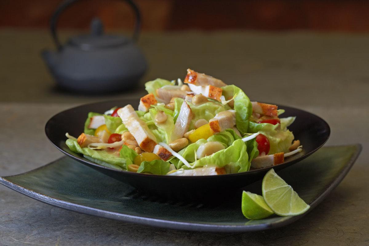 Shanghai Cobb Salad