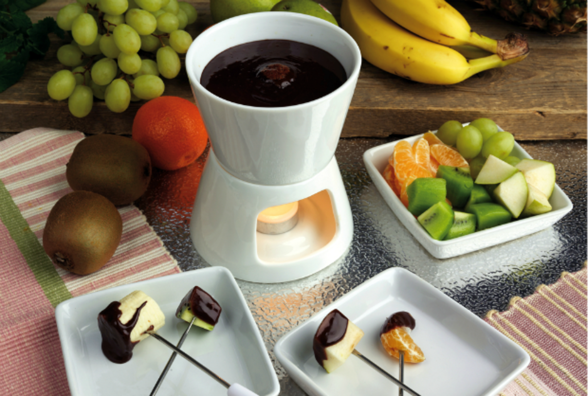 Best Chocolate Fondue