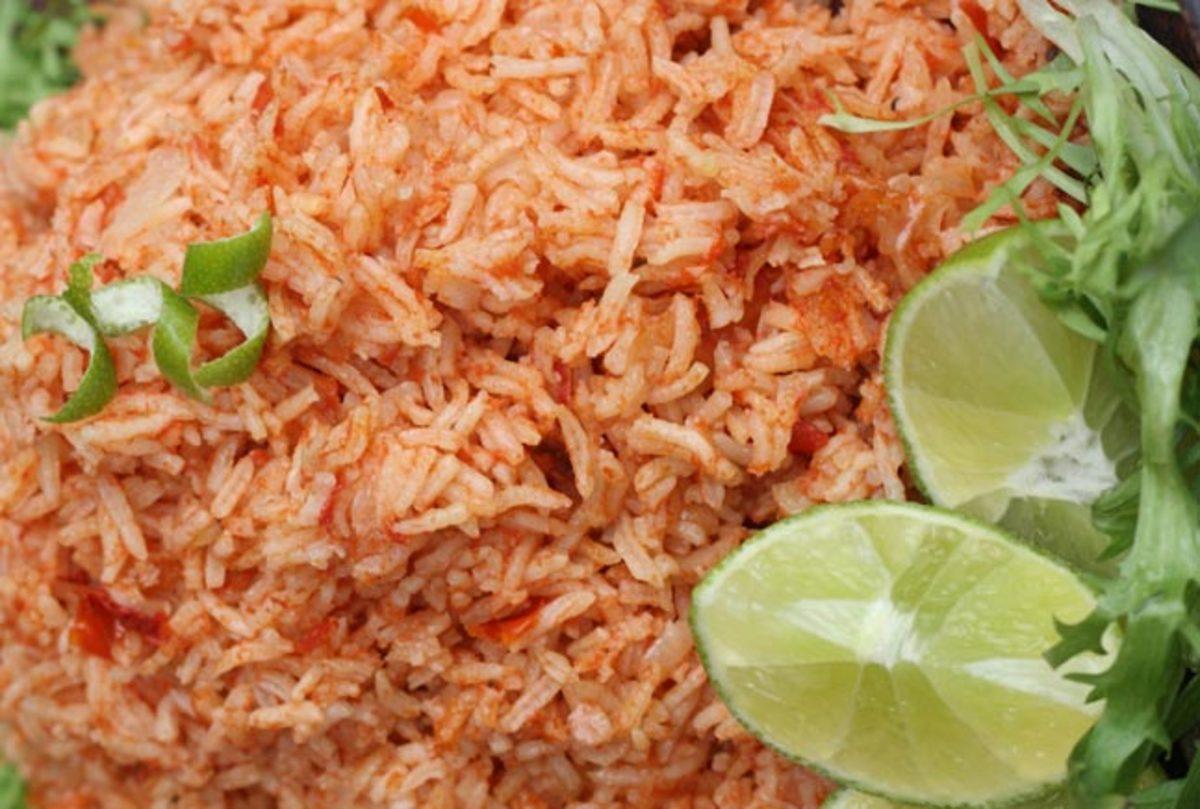 tomato persian rice