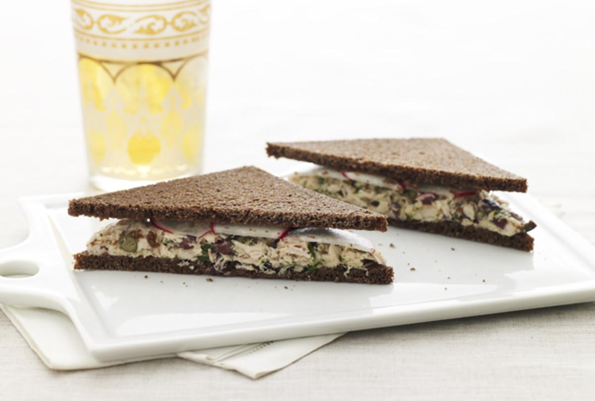 Chunky Tuna Sandwich
