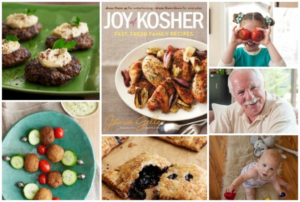 Joy of Kosher Cookbook Reveal