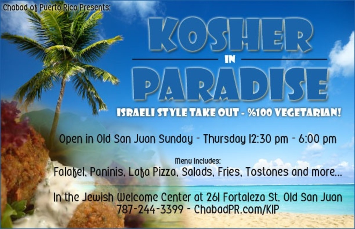 kosher in puerto rico