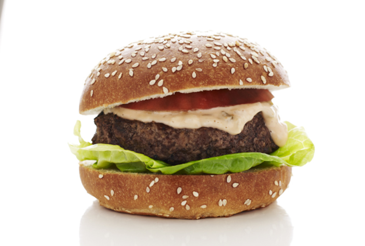 Classic Beef Burger