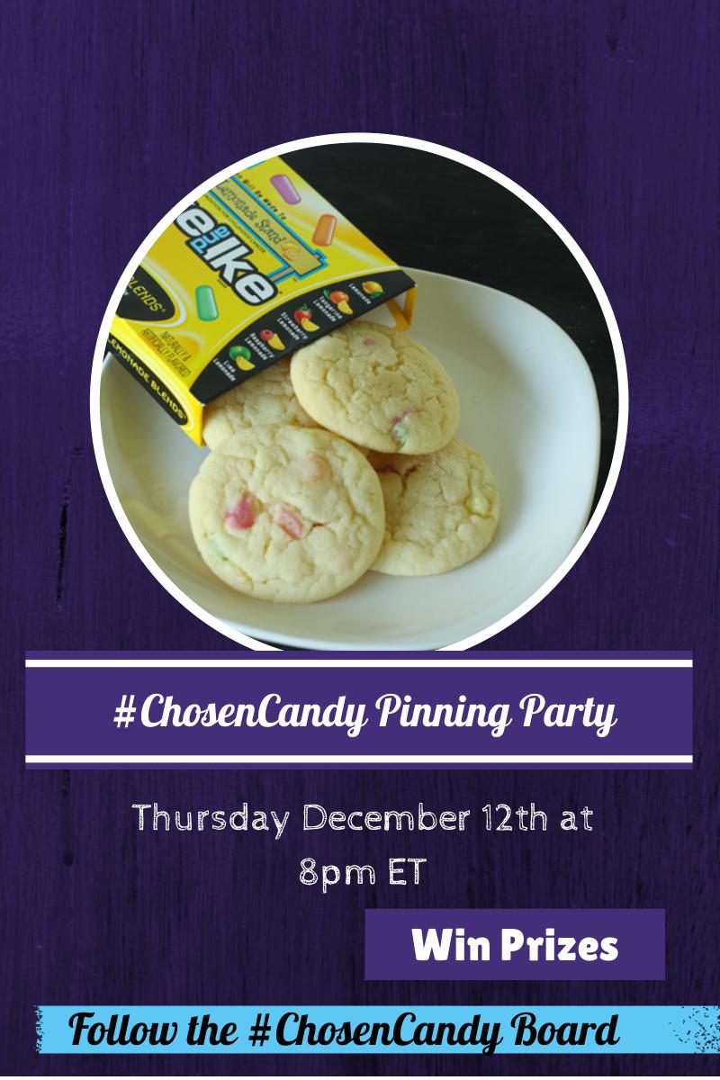 #ChosenCandy Pinning Party(1)