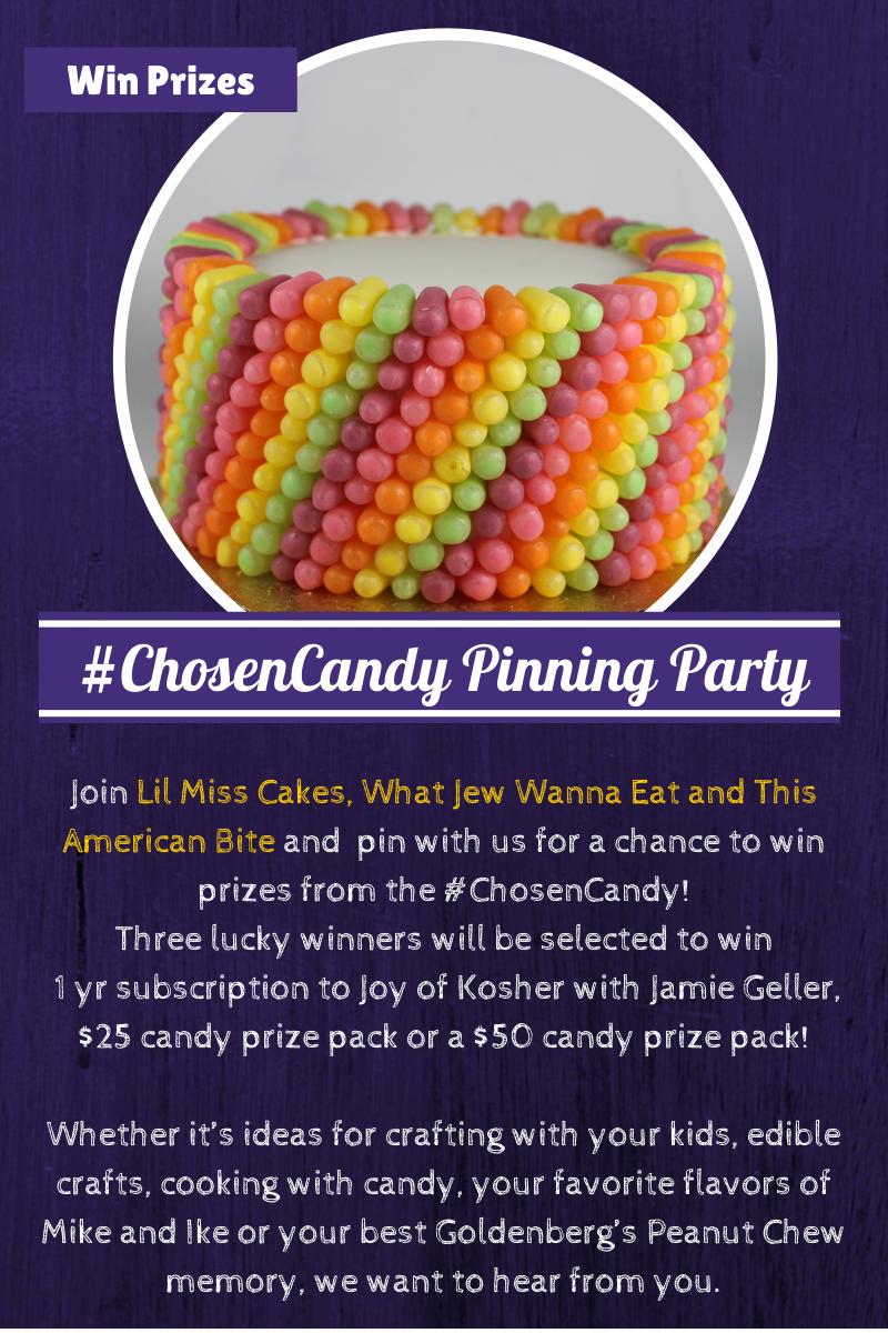 #ChosenCandy Pinning Party(4)