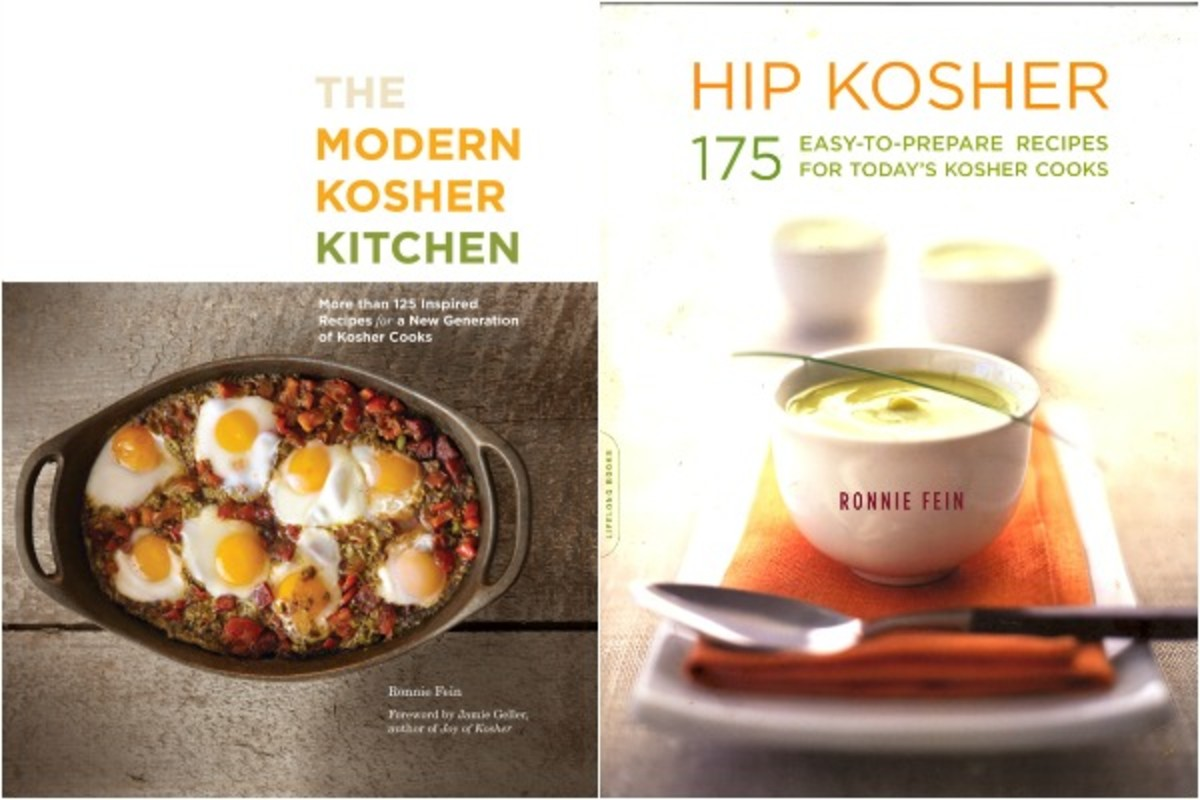ronnie fein cookbooks