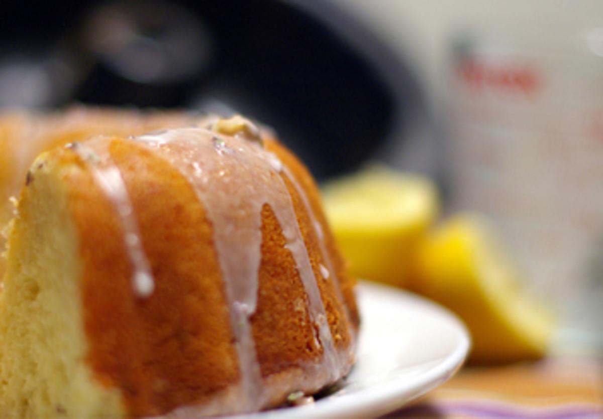 lemon-lavendar-cake