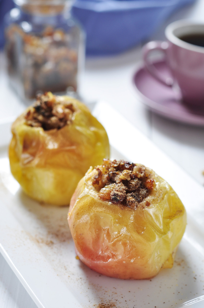 Baked Apples on JoyofKosher.com