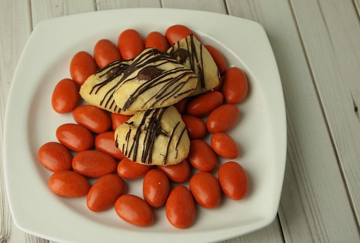 jordan almonds with flavor