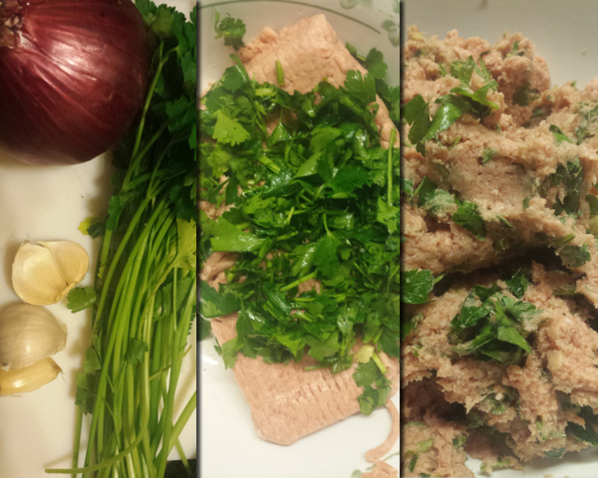 Week 10 Turkey Meatballs 1