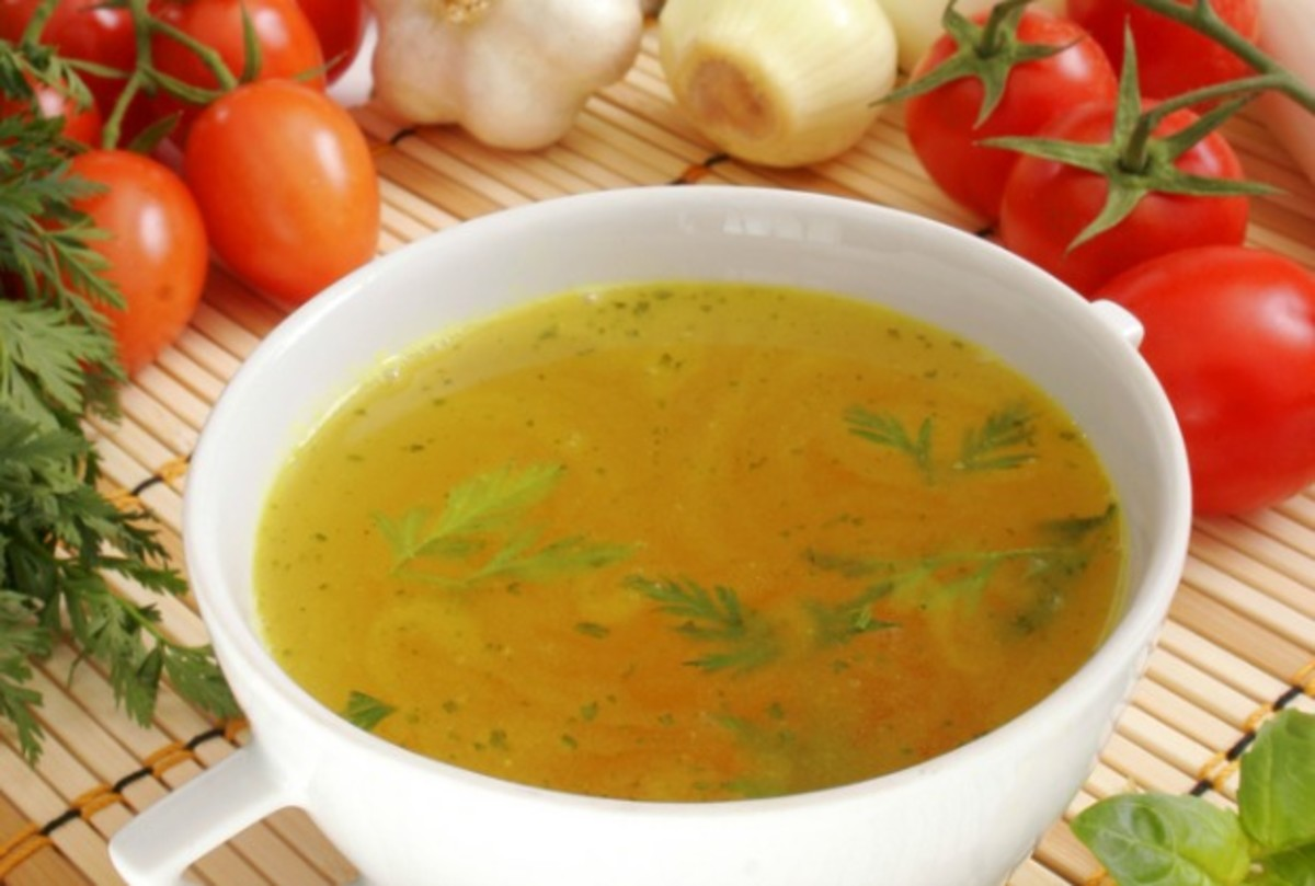 How to Make Stocks for Soups and Sauces recommendations