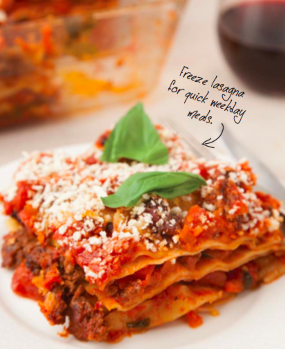 lasagna with jack's