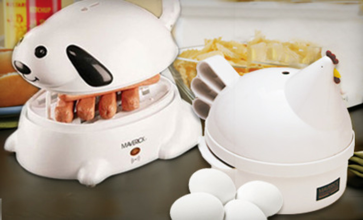 hot dog and egg cooker