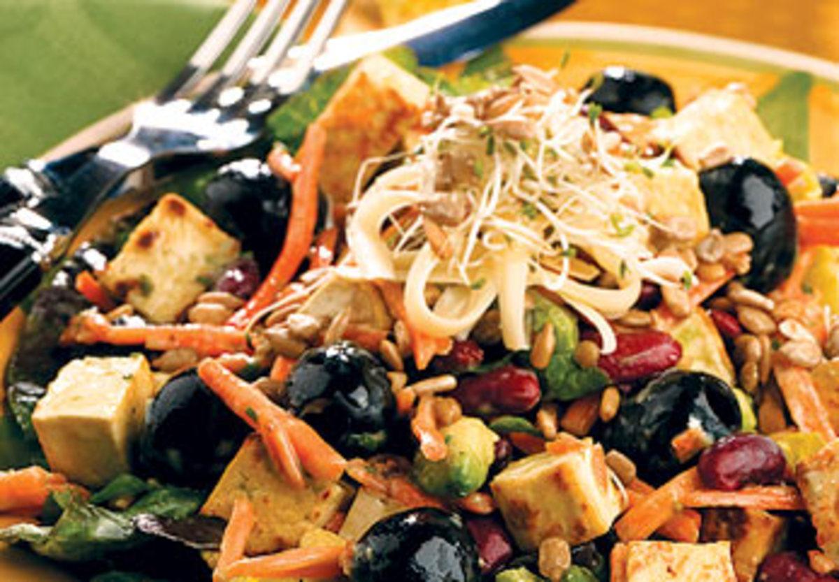 Mendocino Mixed Salad