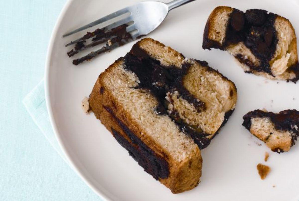 Babka Bundt Cake