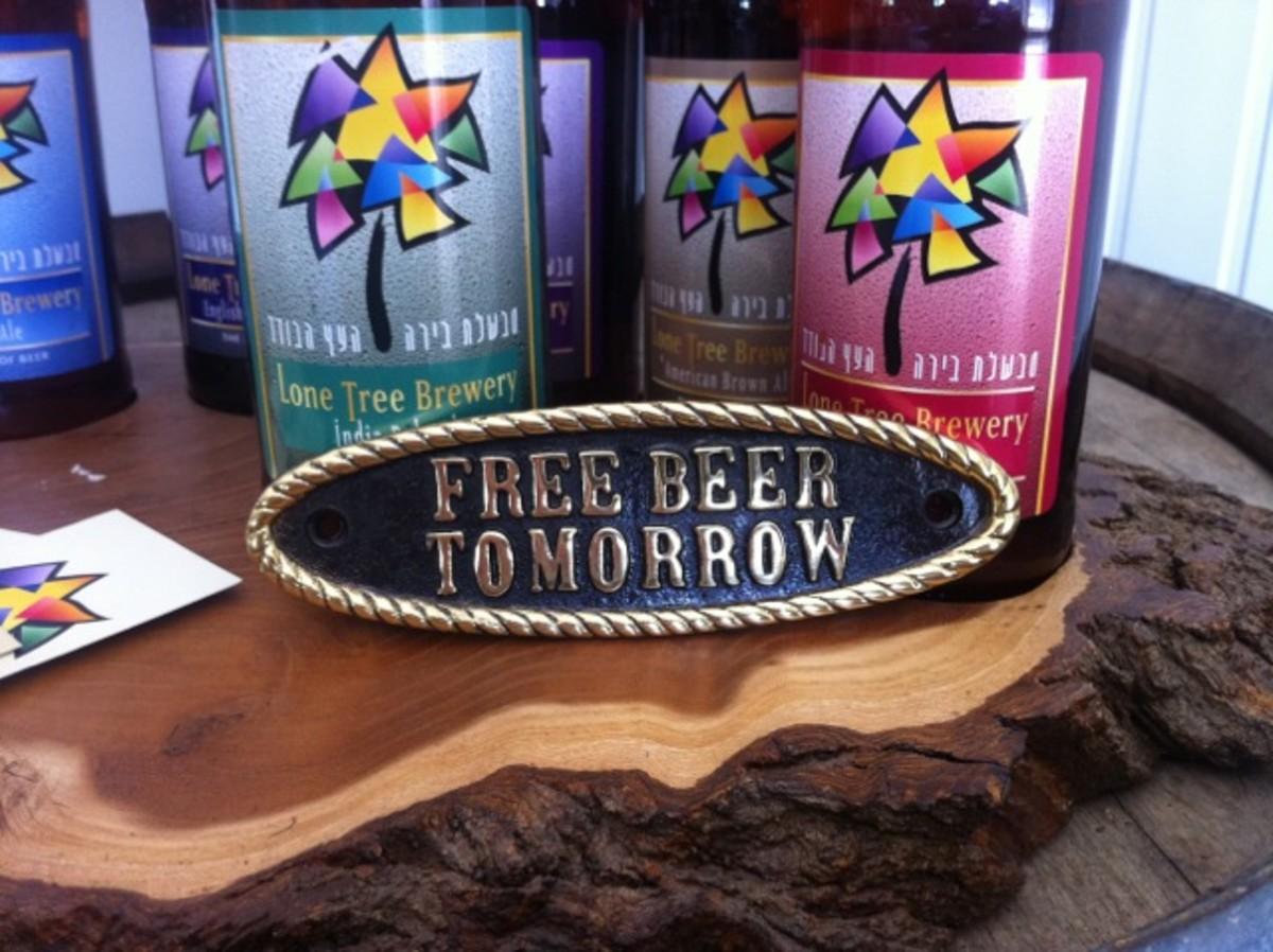 Lone Tree Beer
