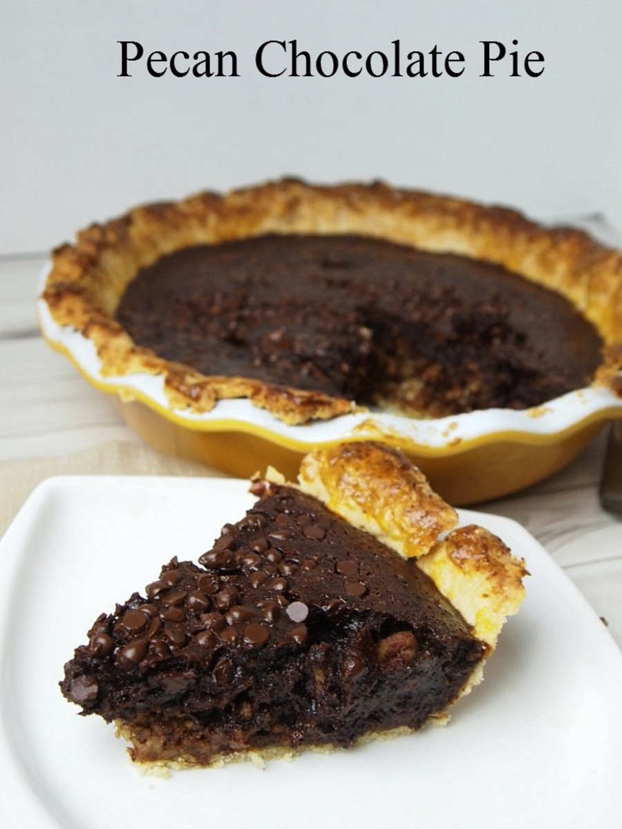 Pecan-Chocolate-Pie