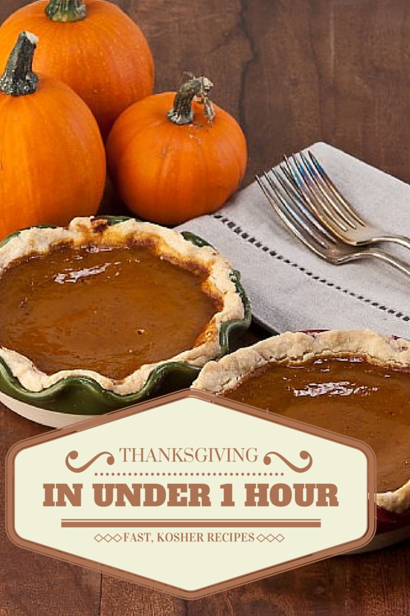 1 hour thanksgiving