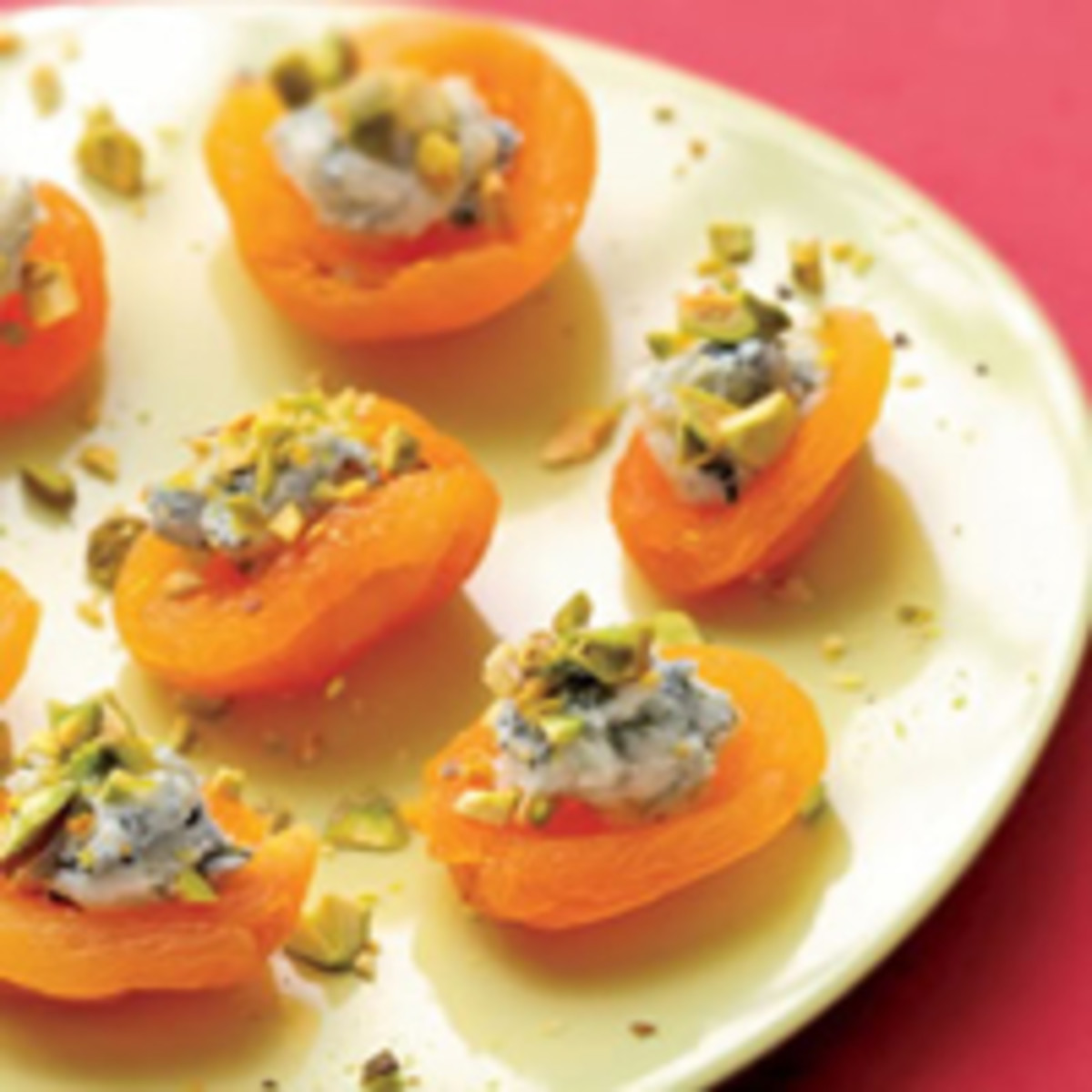 Apricot Canapes