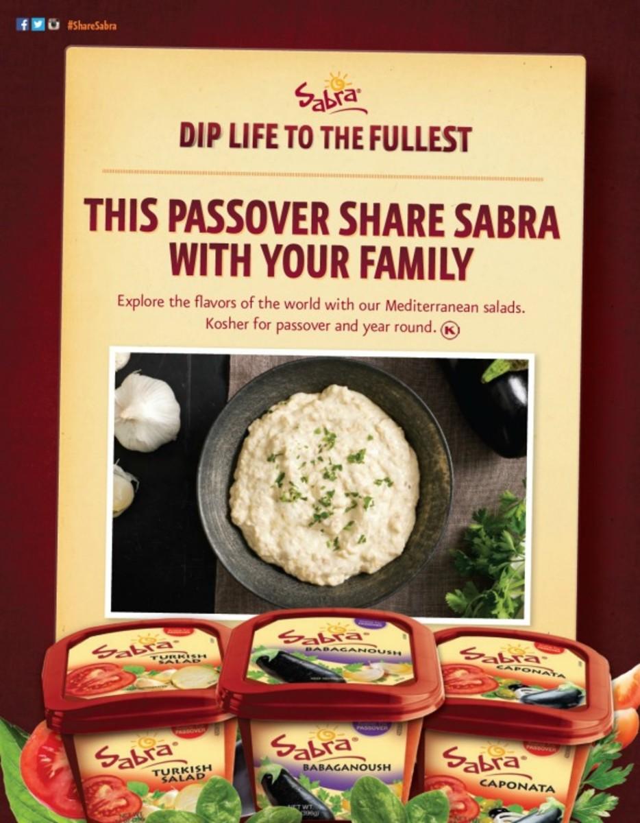 sabra passover ad smaller