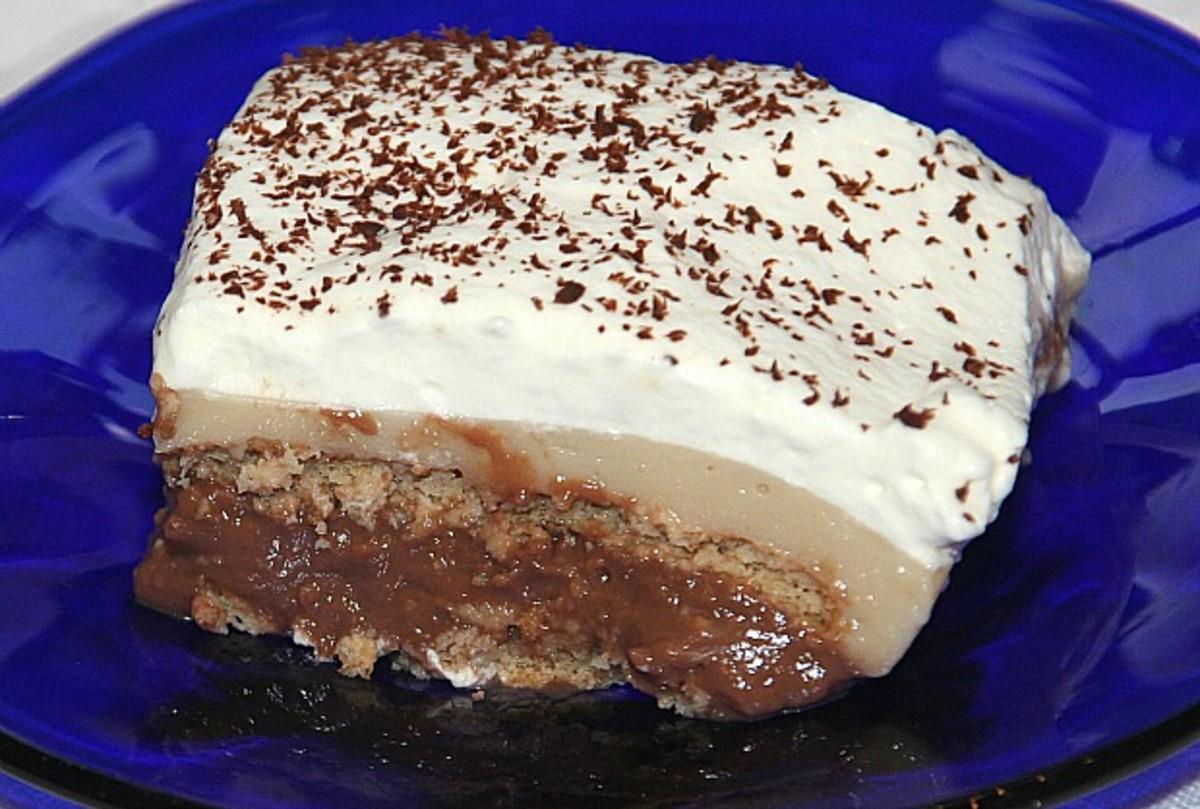 Old Fashioned Graham Cracker Cake