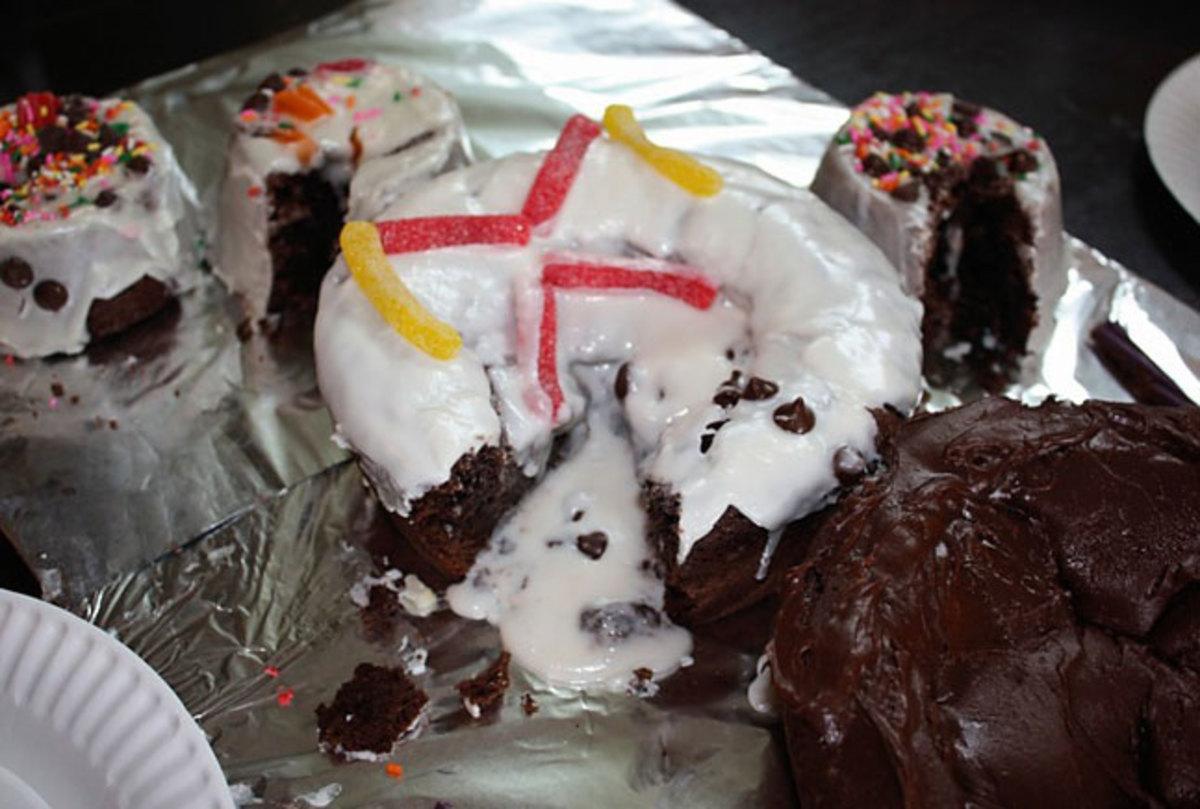 snowman_cake