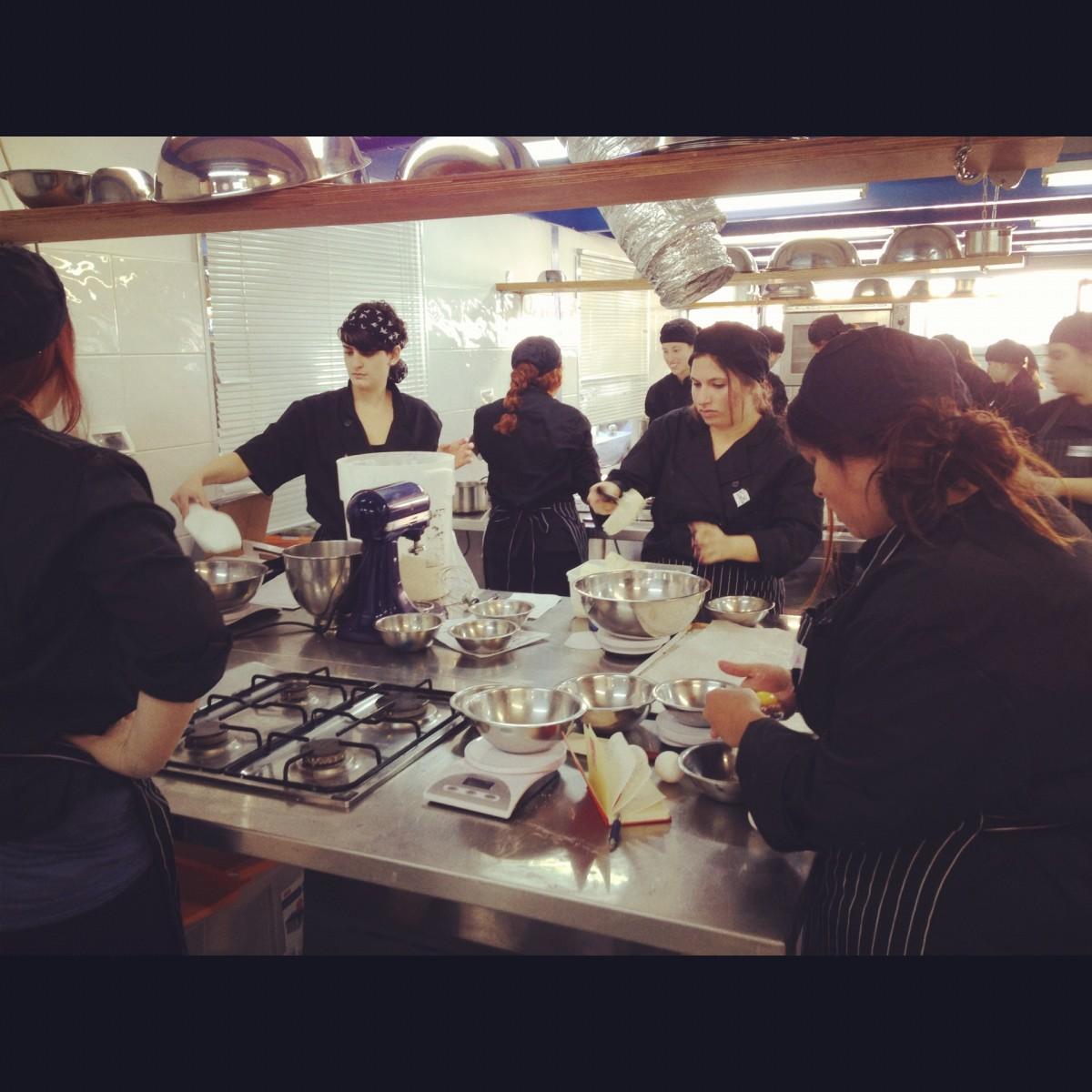 cooking school in israel