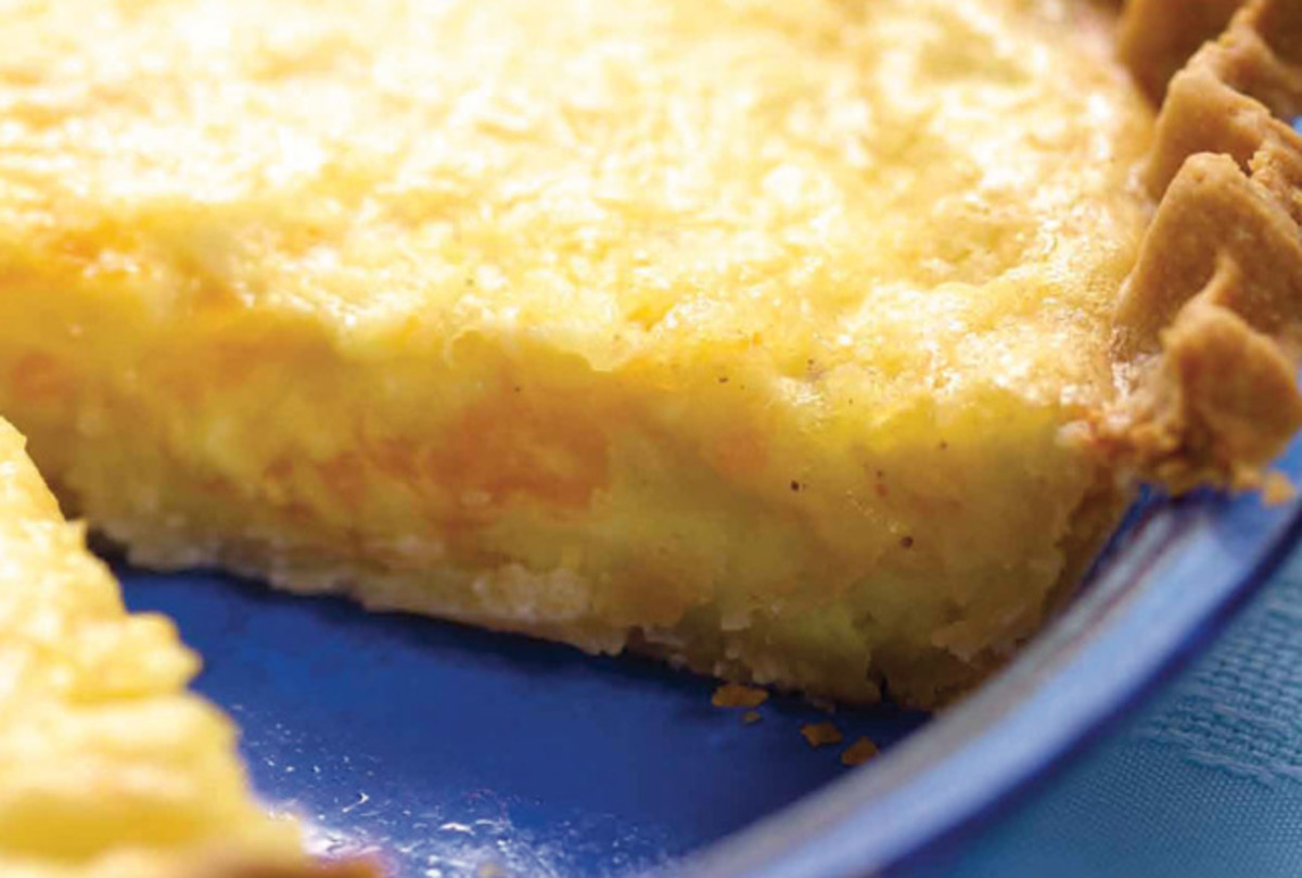 cheese-quiche