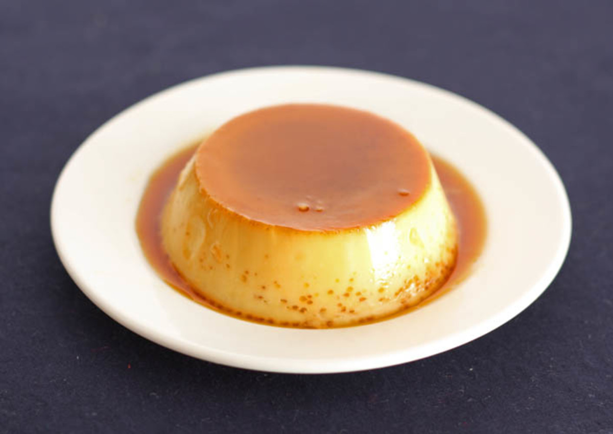 Flan Joy Of Kosher