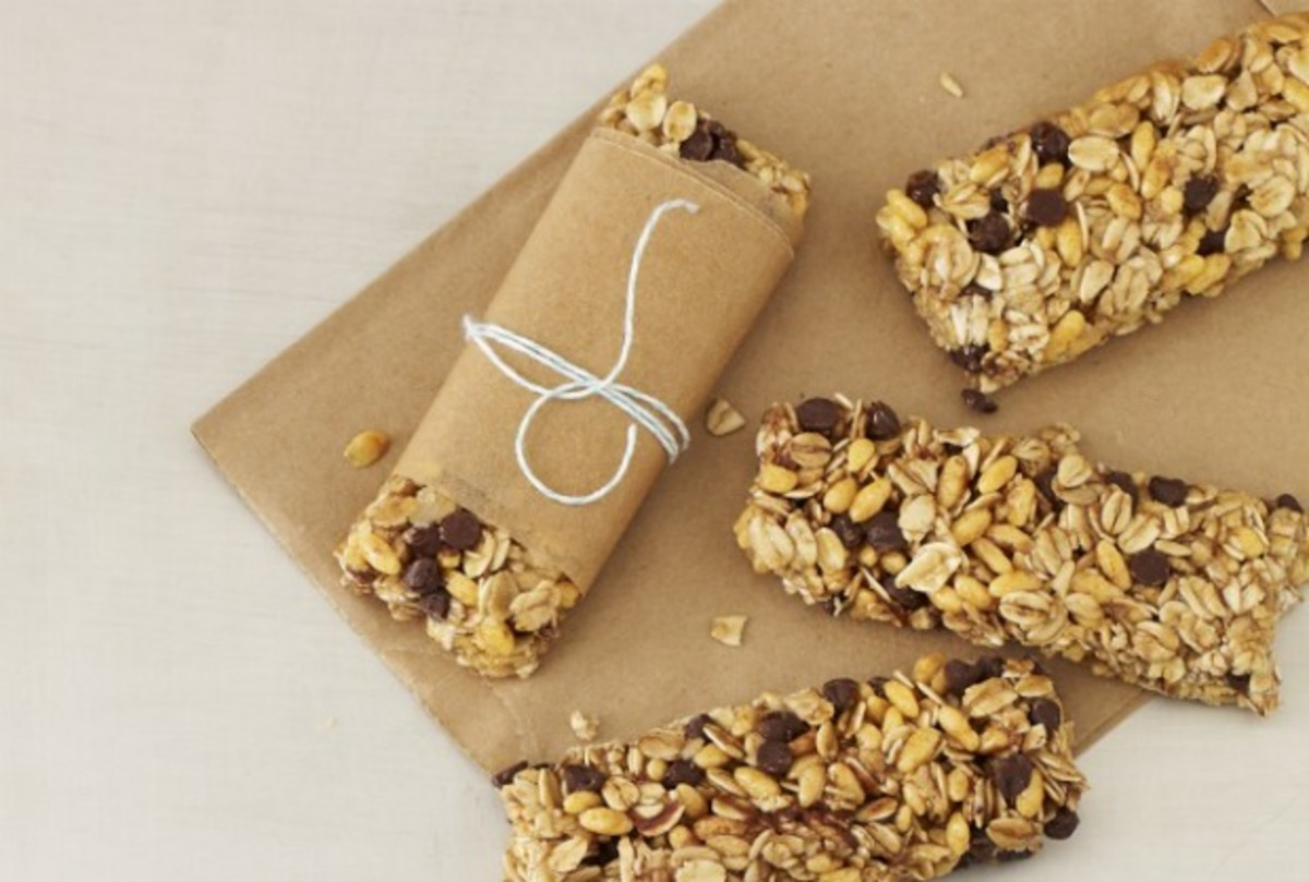 Chewy-Chocolate-Chip-Granola-Bars