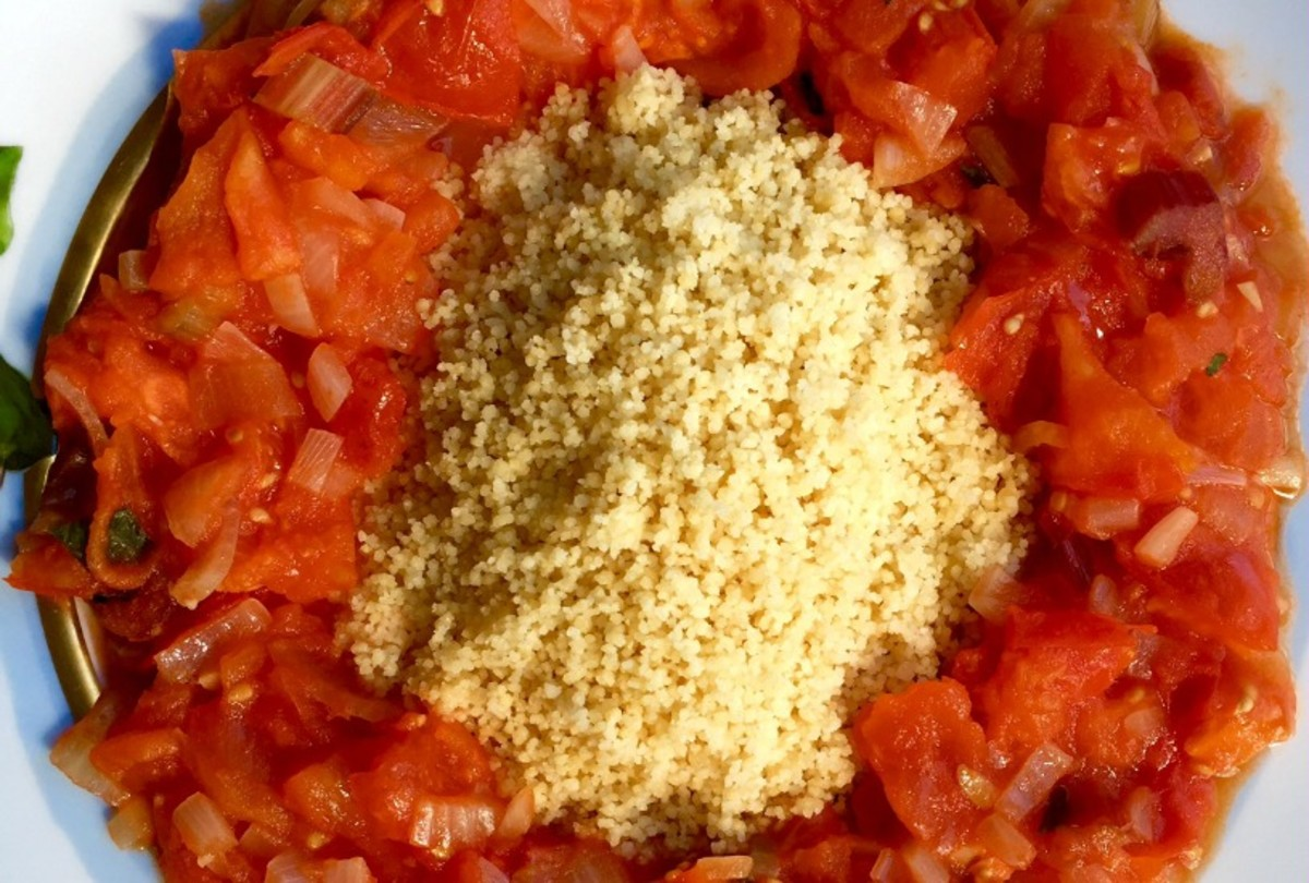 Couscous and Tomato Stew85