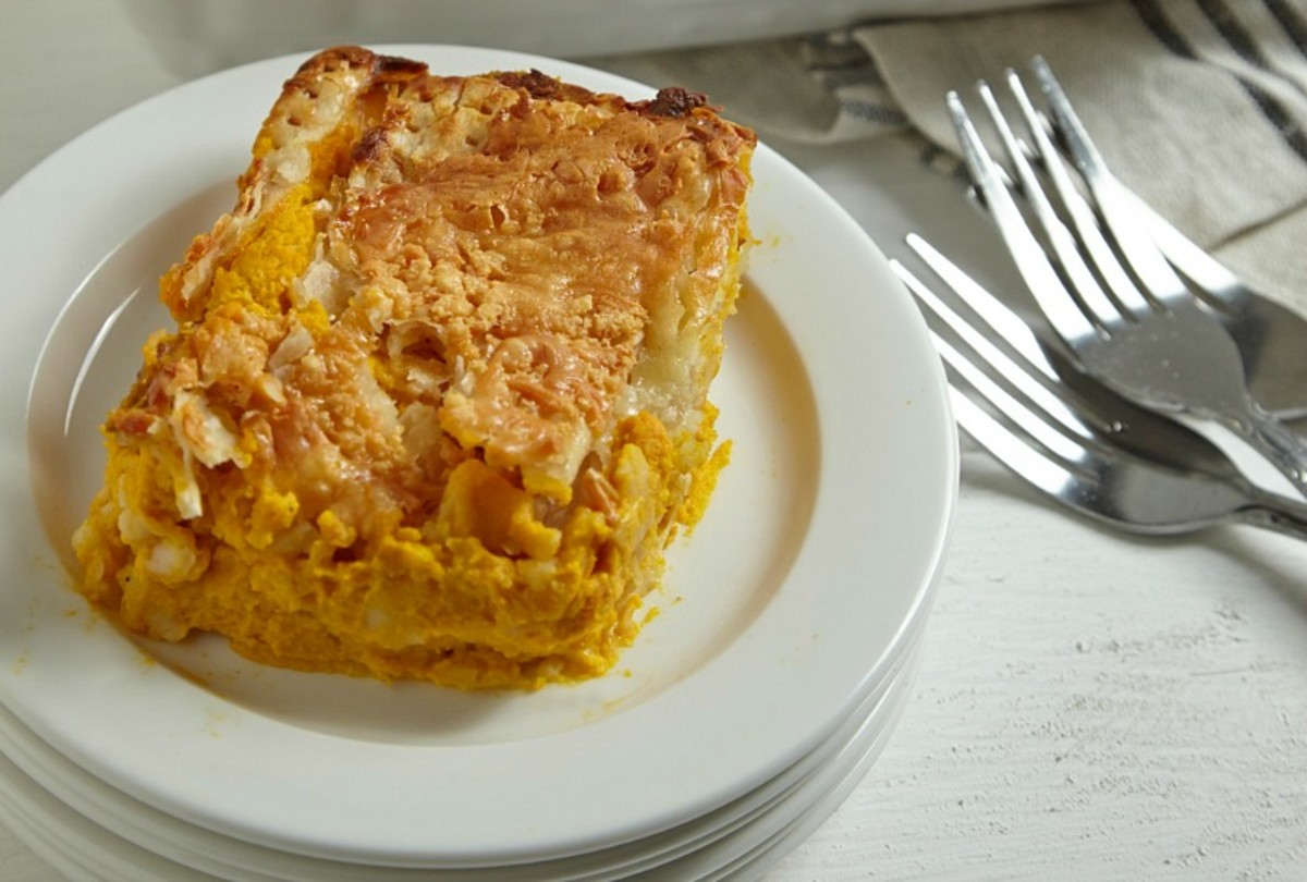 butternut matzo lasagna passover