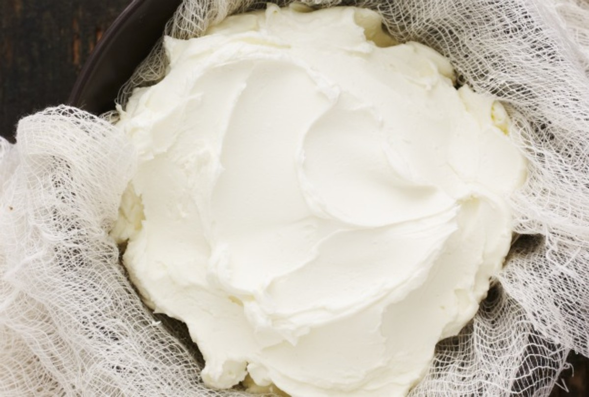 The Simplest Cream Cheese Ever