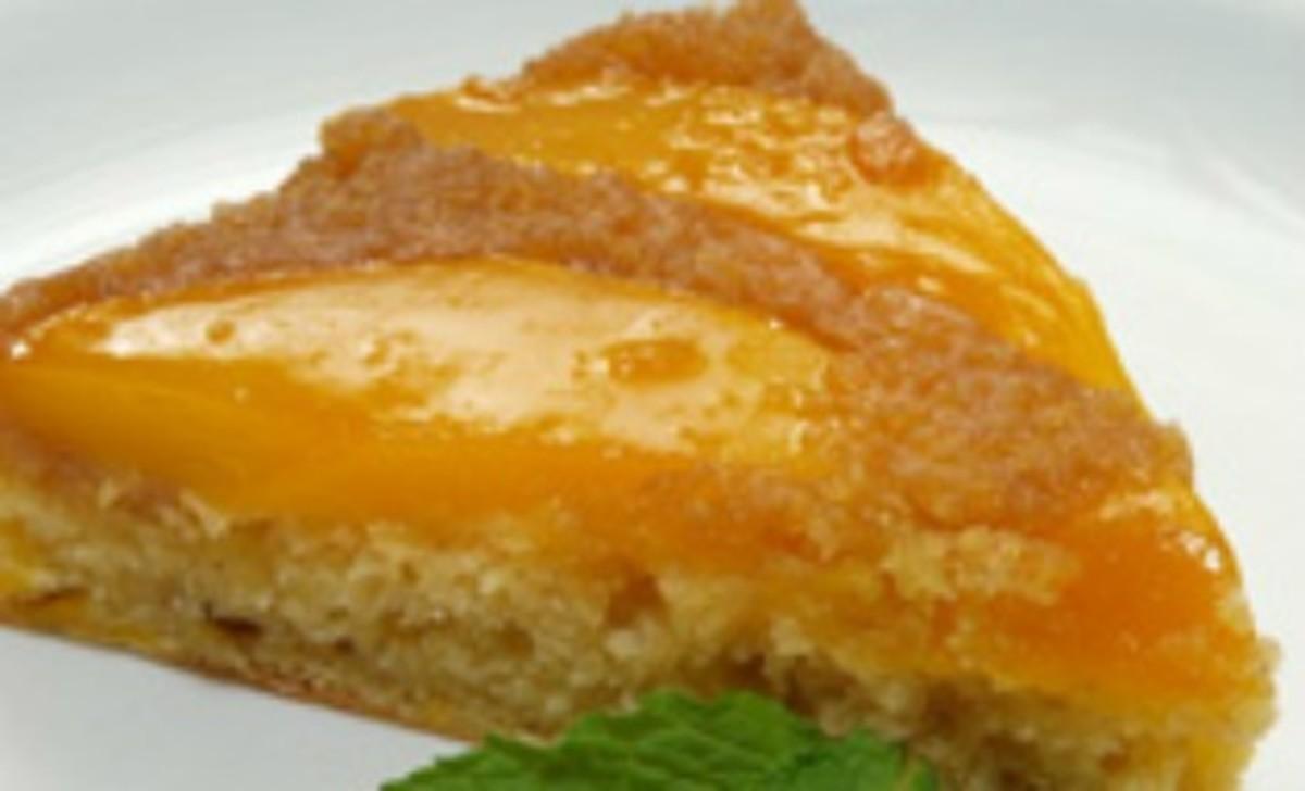 Mango Cake Joy Of Baking