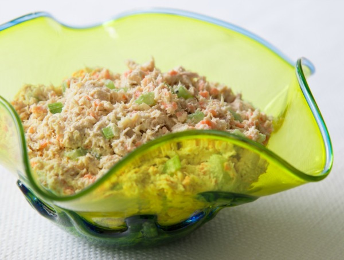 Classic Jewish Deli Chicken Salad