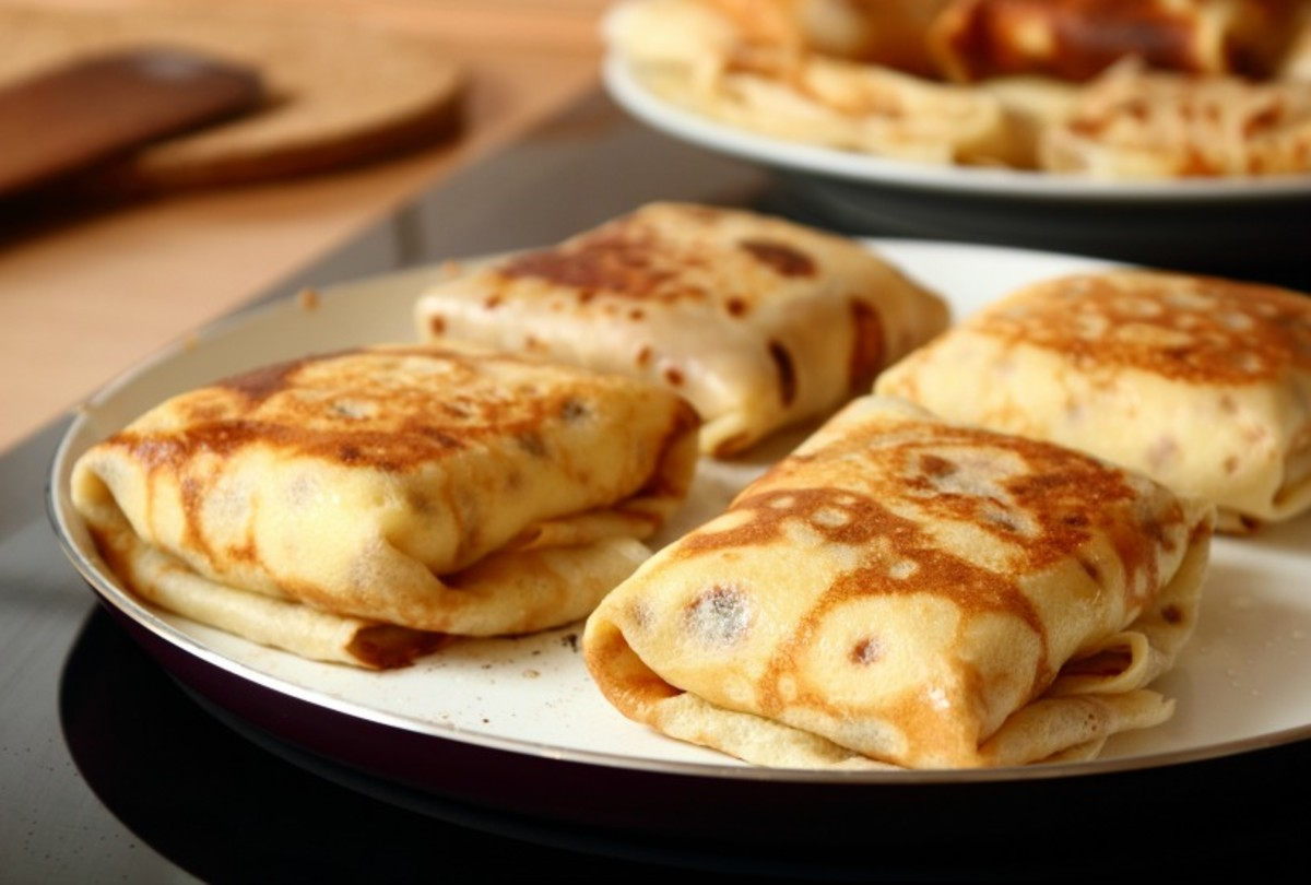 Stage Deli Cheese Blintzes85