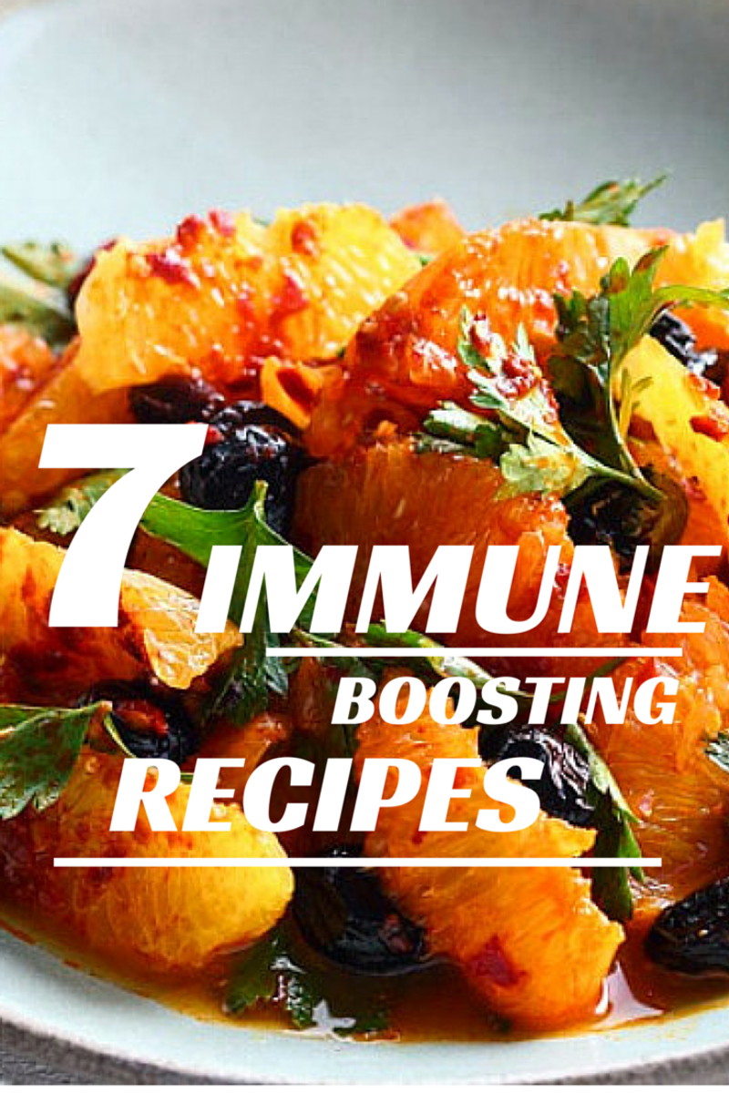 immune boosting recipes